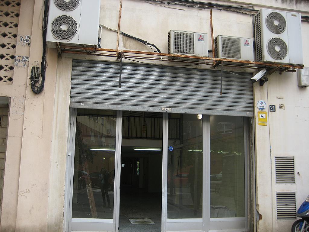 Fachada - Local comercial en alquiler en calle Cid, Soternes en Valencia - 240376098