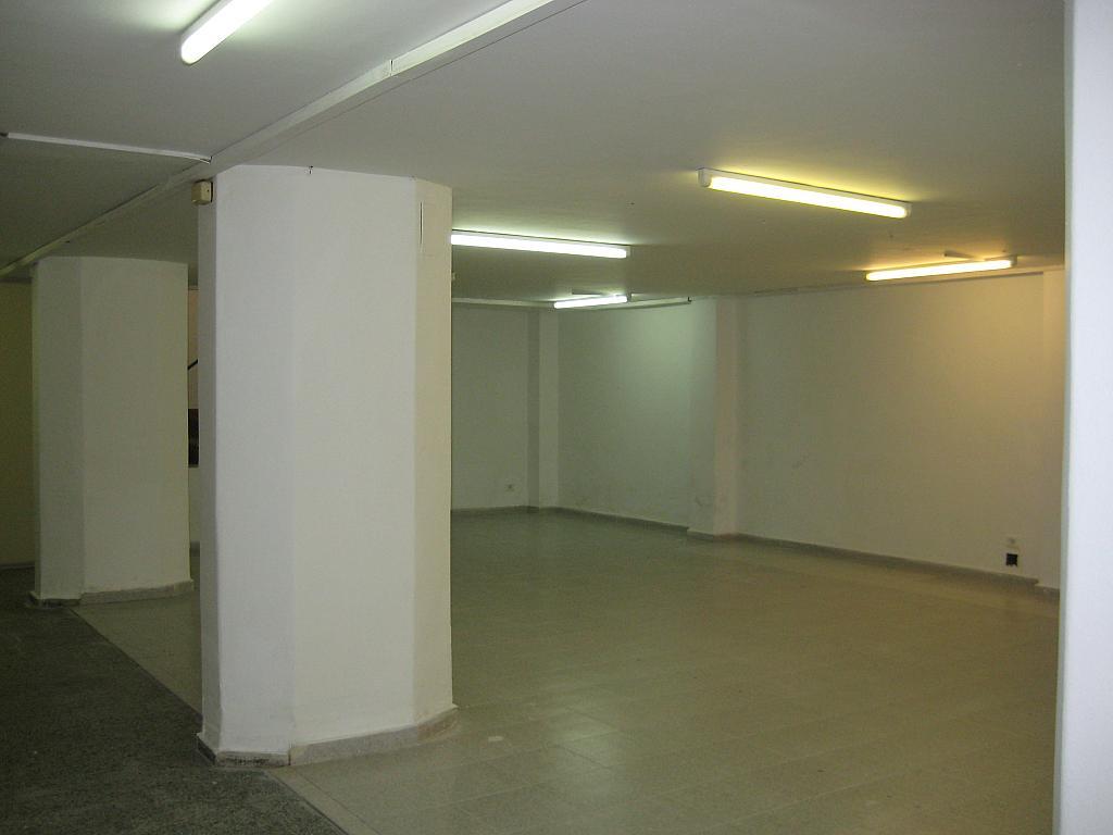 Planta altillo - Local comercial en alquiler en calle Cid, Soternes en Valencia - 240376429