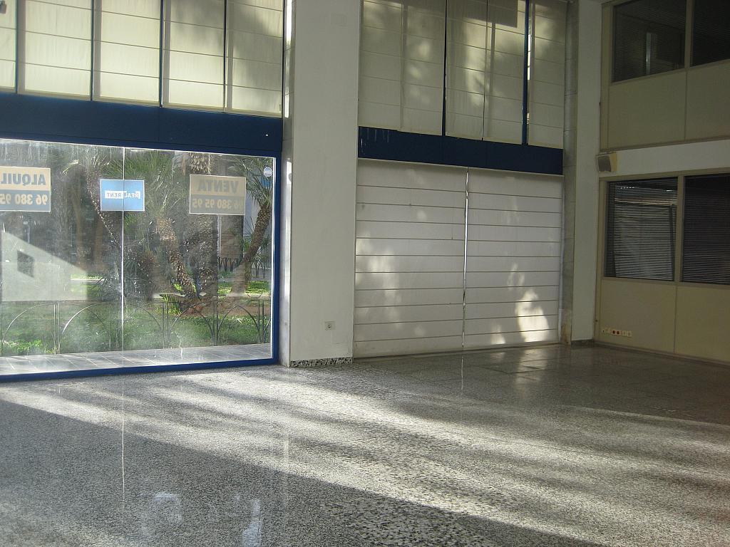 Vestíbulo - Local comercial en alquiler en calle Cid, Soternes en Valencia - 244400675