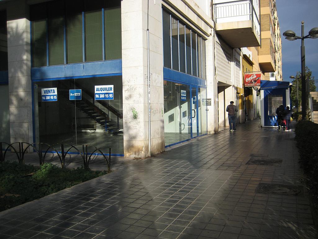 Fachada - Local comercial en alquiler en calle Cid, Soternes en Valencia - 244400679