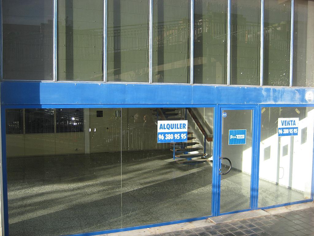 Fachada - Local comercial en alquiler en calle Cid, Soternes en Valencia - 244400708