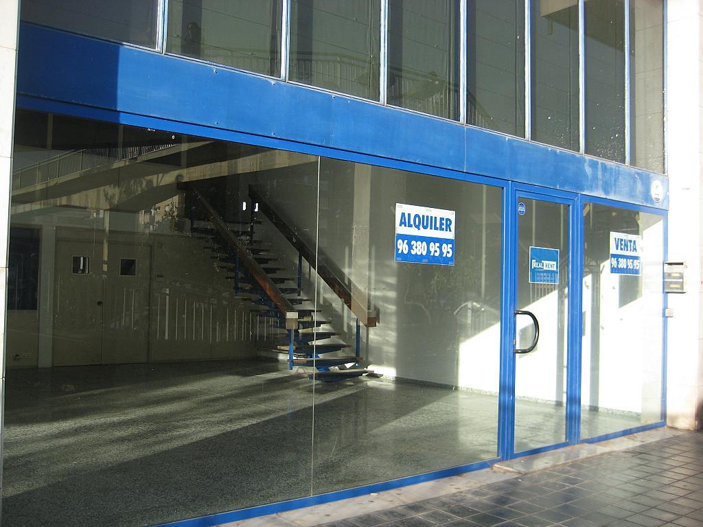 Fachada - Local comercial en alquiler en calle Cid, Soternes en Valencia - 244400715