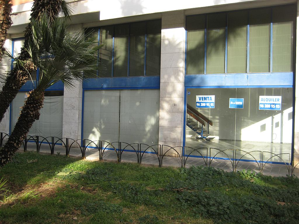 Fachada - Local comercial en alquiler en calle Cid, Soternes en Valencia - 244400716