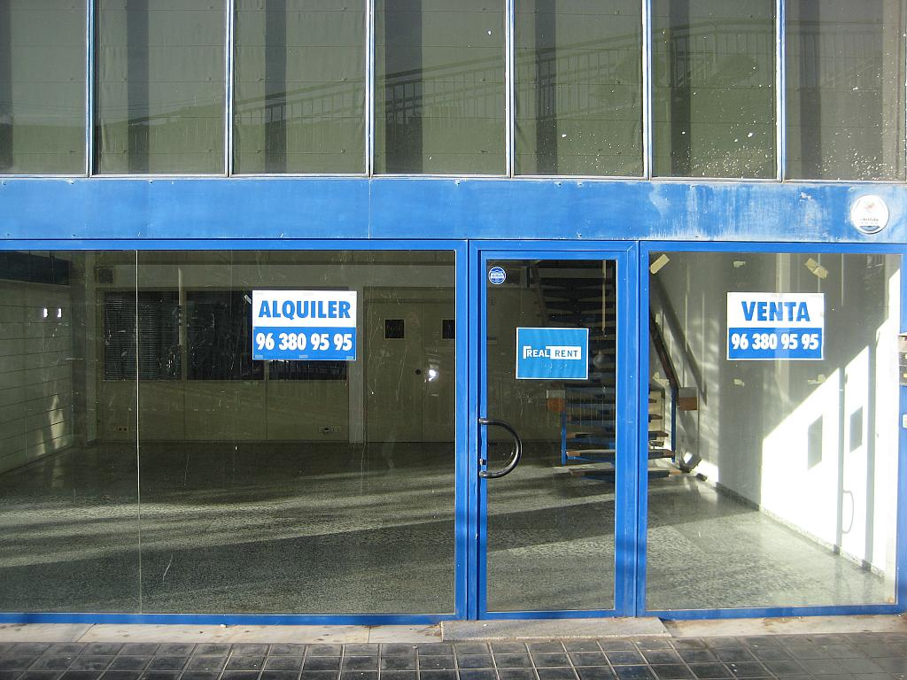 Fachada - Local comercial en alquiler en calle Cid, Soternes en Valencia - 244400718