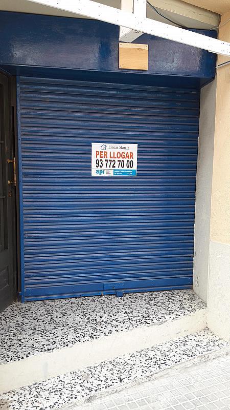 Local comercial en alquiler en calle Masquefa, Masquefa Pueblo en Masquefa - 298551214