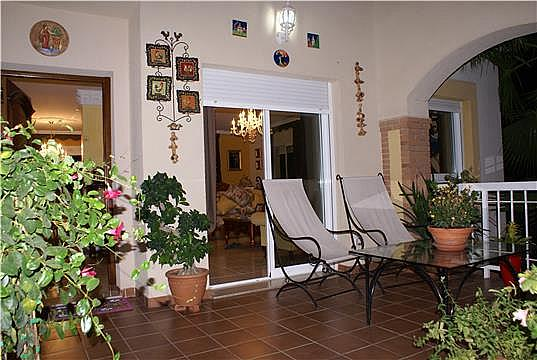 Terraza - Chalet en alquiler en calle Almohajar, Churra Cabezo de Torres - 266270683