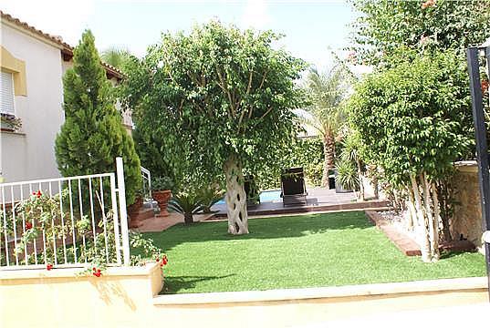Jardín - Chalet en alquiler en calle Almohajar, Churra Cabezo de Torres - 266270688