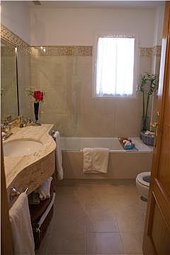 Baño - Chalet en alquiler en calle Almohajar, Churra Cabezo de Torres - 266270720