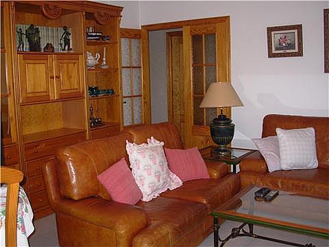 Salón - Piso en alquiler en calle Del Colegio, Cabezo de Torres - 277055371