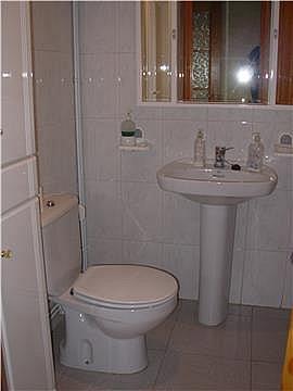 Baño - Piso en alquiler en calle Del Colegio, Cabezo de Torres - 277055385
