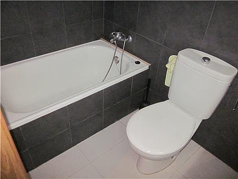 Baño - Piso en alquiler en calle Pajarios, Alberca, La - 279430880