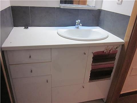 Baño - Piso en alquiler en calle Pajarios, Alberca, La - 279430883