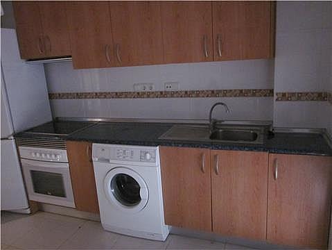 Cocina - Piso en alquiler en calle Pajarios, Alberca, La - 279430892