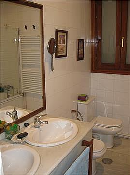 Baño - Piso en alquiler en calle Jumilla, El Carmen en Murcia - 298032998