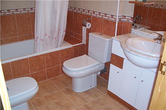 Baño - Piso en alquiler en calle Monje, Torreaguera - 298582649