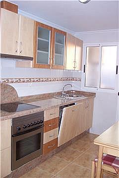 Cocina - Piso en alquiler en calle Monje, Torreaguera - 298582650