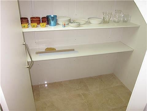 Cocina - Piso en alquiler en calle Valencia, Vistabella en Murcia - 301353513