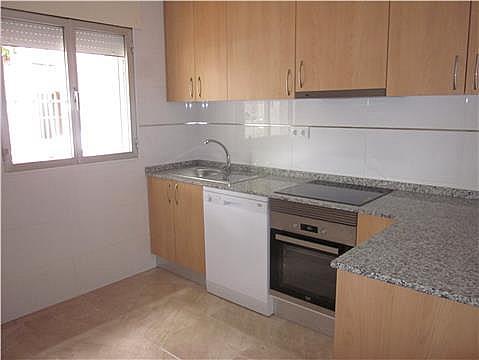 Cocina - Piso en alquiler en calle Valencia, Vistabella en Murcia - 301353516