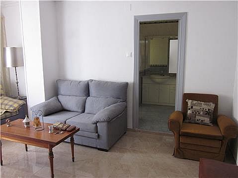Salón - Piso en alquiler en calle Valencia, Vistabella en Murcia - 301353527