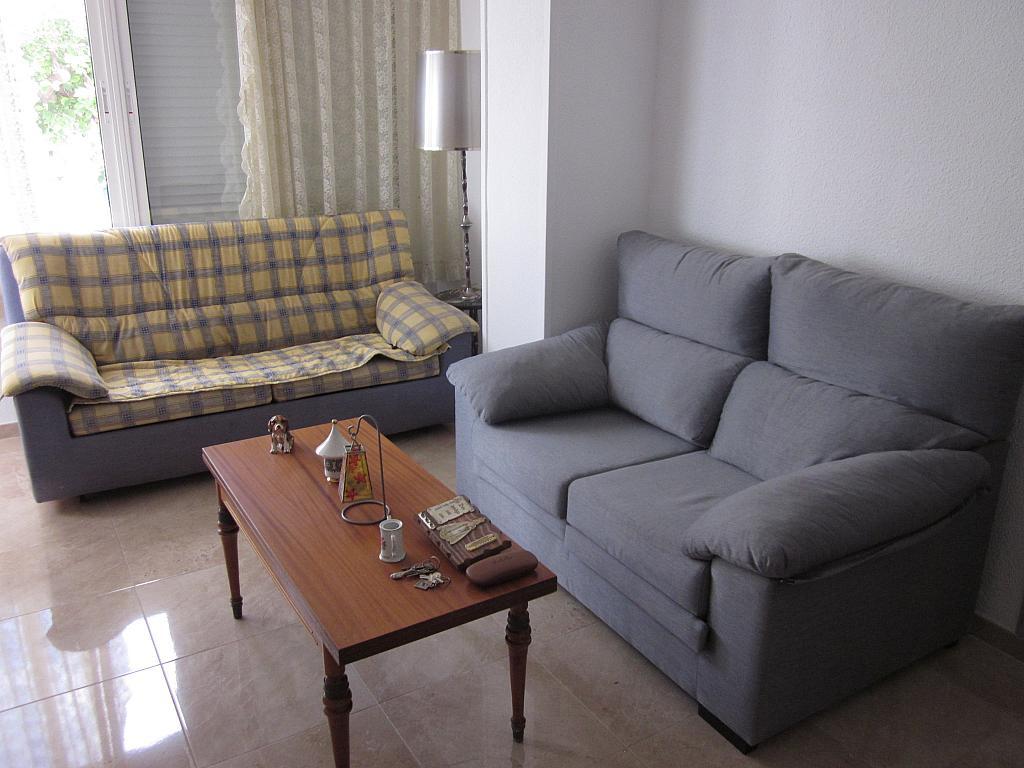Salón - Piso en alquiler en calle Valencia, Vistabella en Murcia - 301353529