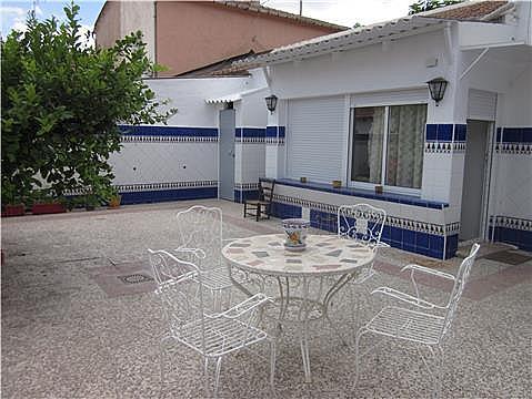 Terraza - Piso en alquiler en calle Valencia, Vistabella en Murcia - 301353542