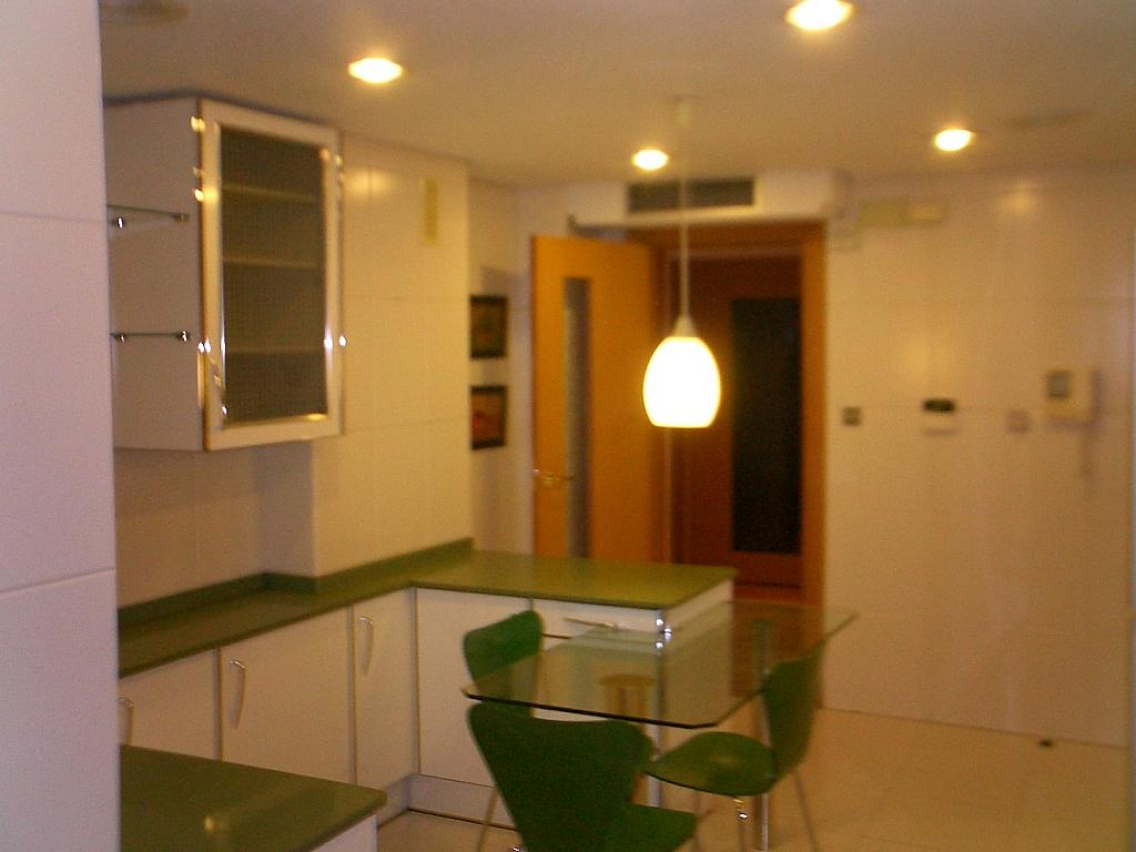Cocina - Piso en alquiler en calle De Europa, Vista Alegre - 304848262