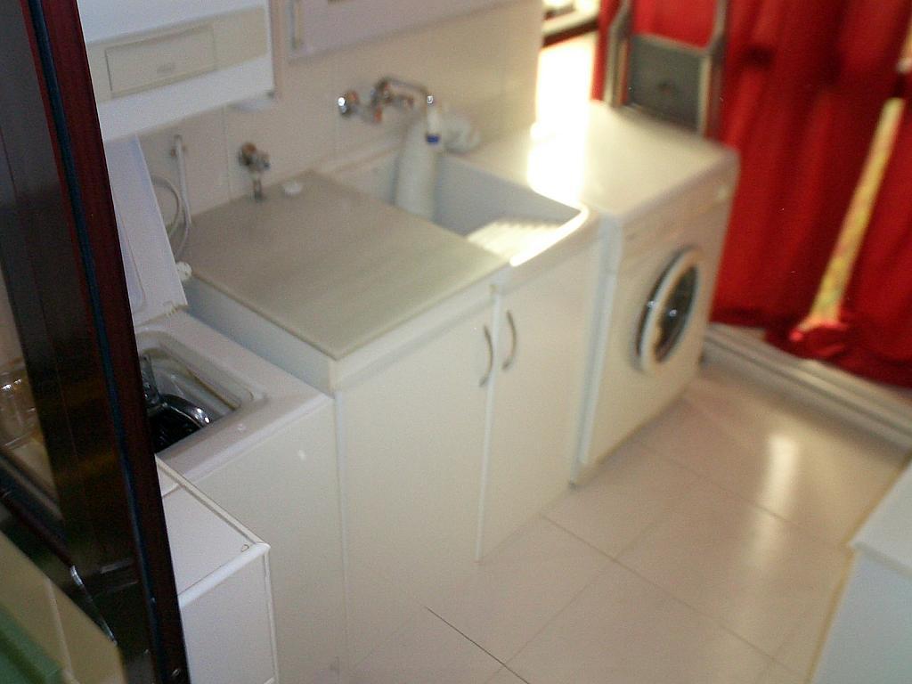 Lavadero - Piso en alquiler en calle De Europa, Vista Alegre - 304848273