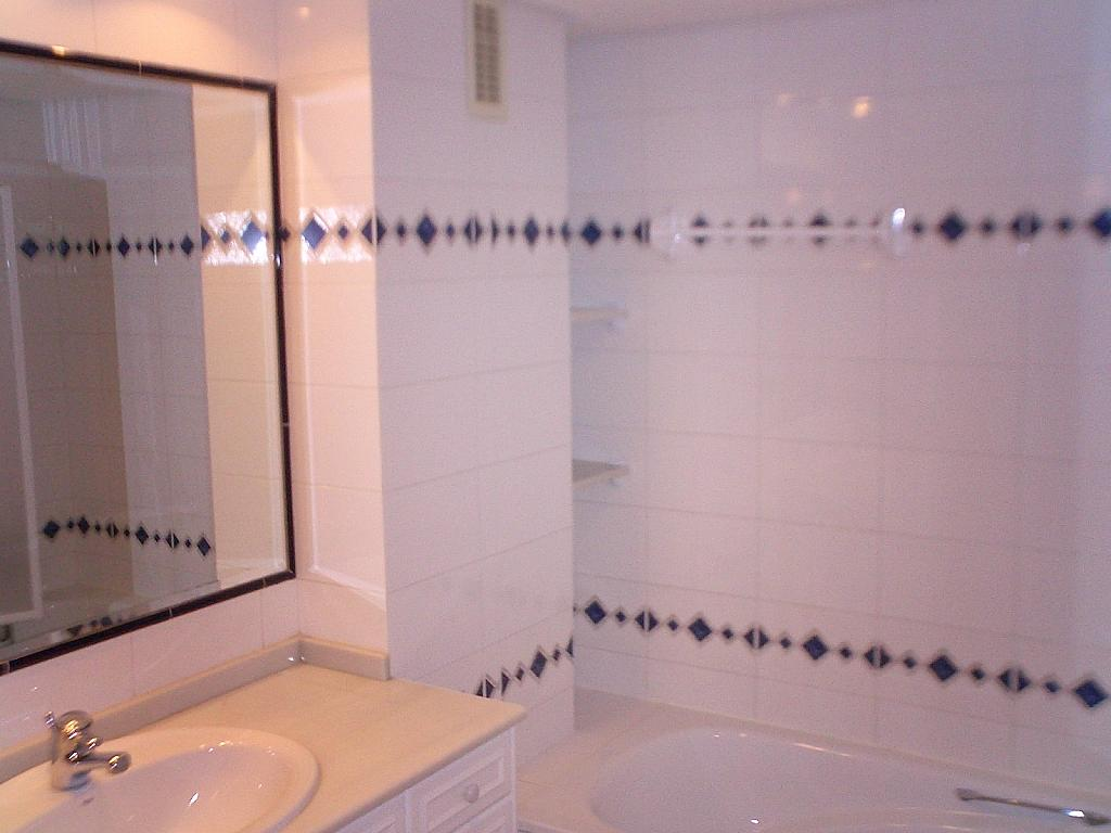 Baño - Piso en alquiler en calle De Europa, Vista Alegre - 304848281