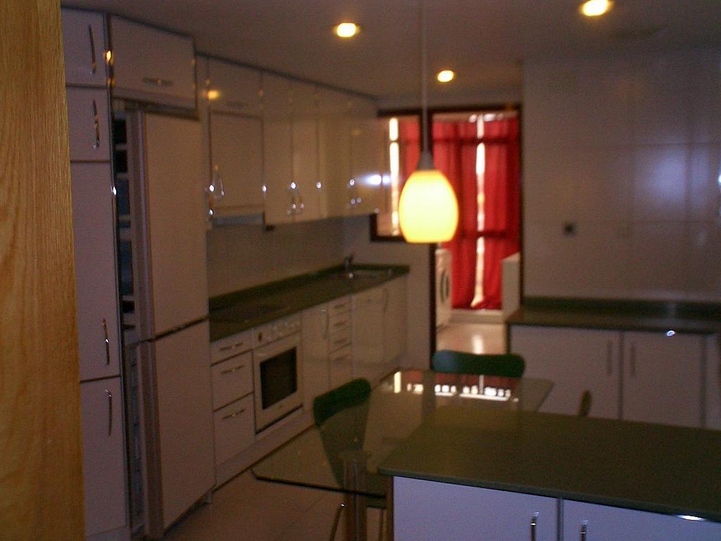 Cocina - Piso en alquiler en calle De Europa, Vista Alegre - 304848283