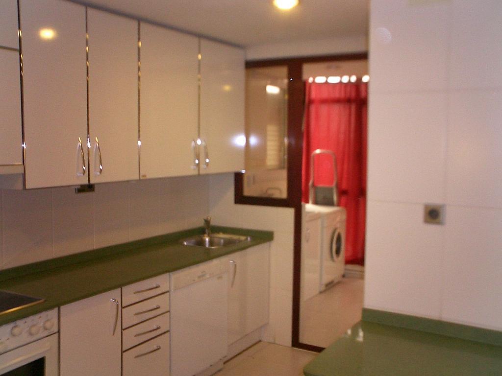 Cocina - Piso en alquiler en calle De Europa, Vista Alegre - 304848286