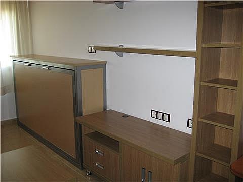Salón - Estudio en alquiler en calle Ciudad de Almeria, La Purisima - Barriomar en Murcia - 305621905