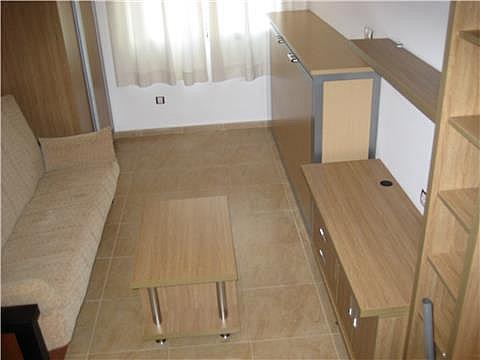 Salón - Estudio en alquiler en calle Ciudad de Almeria, La Purisima - Barriomar en Murcia - 305621906