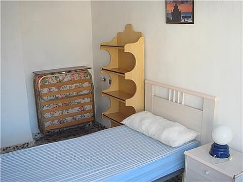 Dormitorio - Piso en alquiler en calle Princesa, Cayitas en Alcantarilla - 313862749