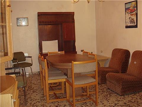 Salón - Piso en alquiler en calle Princesa, Cayitas en Alcantarilla - 313862757