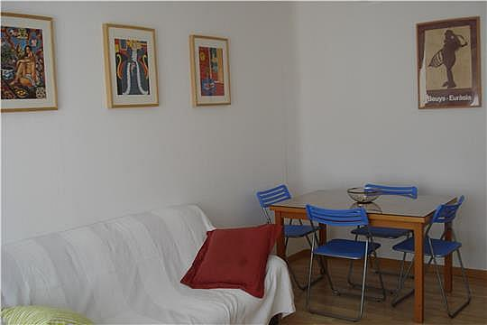 Salón - Piso en alquiler en calle Escritor Sanchez Oreno, Santa Maria de Gracia en Murcia - 317175887