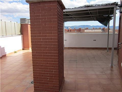 Terraza - Piso en alquiler en calle Juan Pablo II, Vista Alegre - 323456859