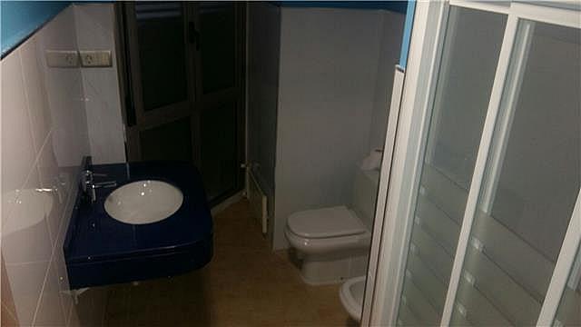 Baño - Piso en alquiler en calle Santa Isabel, La Catedral en Murcia - 323944263