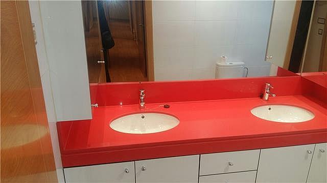 Baño - Piso en alquiler en calle Santa Isabel, La Catedral en Murcia - 323944264