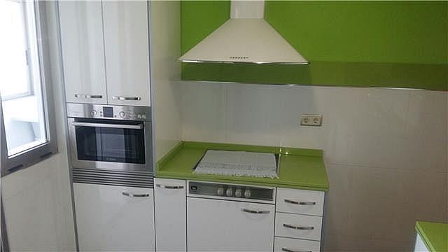 Cocina - Piso en alquiler en calle Santa Isabel, La Catedral en Murcia - 323944273