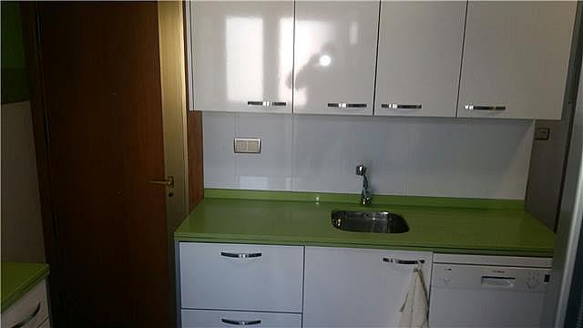 Cocina - Piso en alquiler en calle Santa Isabel, La Catedral en Murcia - 323944278
