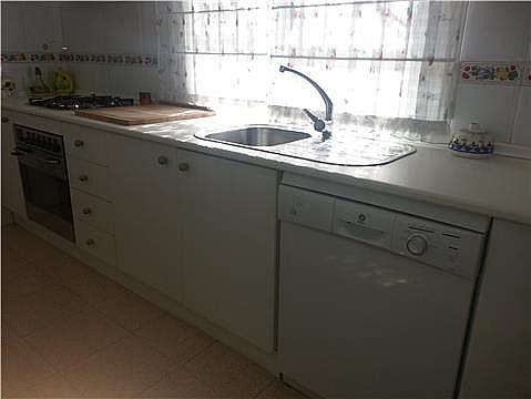 Cocina - Chalet en alquiler en calle Mirasierra, Alberca, La - 325262751