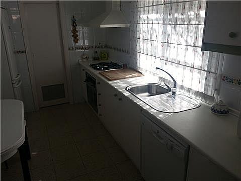 Cocina - Chalet en alquiler en calle Mirasierra, Alberca, La - 325262753