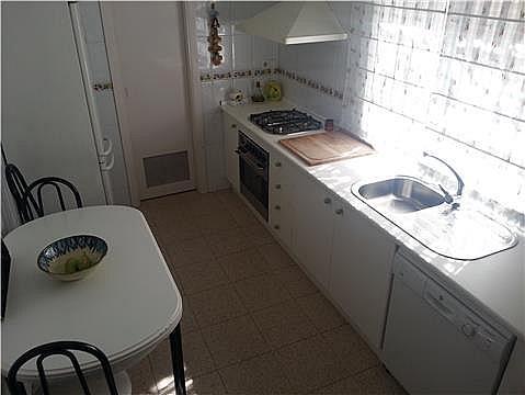 Cocina - Chalet en alquiler en calle Mirasierra, Alberca, La - 325262756