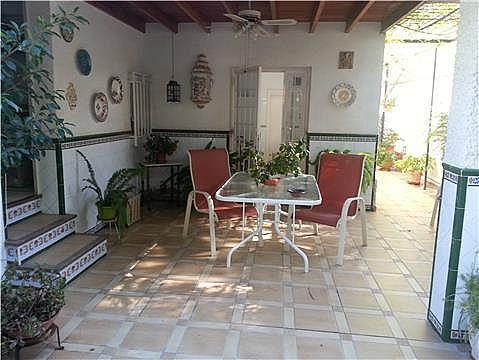 Terraza - Chalet en alquiler en calle Mirasierra, Alberca, La - 325262775