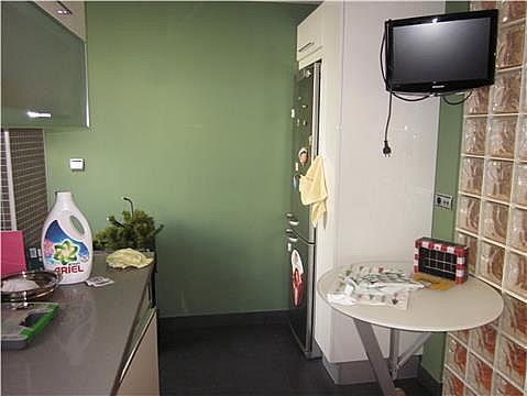 Cocina - Piso en alquiler en calle General Primo de Rivera, Vista Alegre en Murcia - 327569302