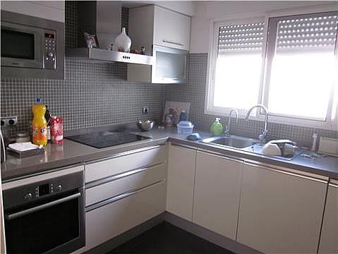 Cocina - Piso en alquiler en calle General Primo de Rivera, Vista Alegre en Murcia - 327569305