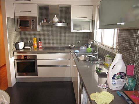 Cocina - Piso en alquiler en calle General Primo de Rivera, Vista Alegre en Murcia - 327569306