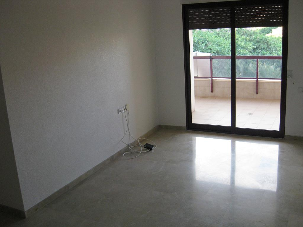 Salón - Piso en alquiler en calle Huerto de Las Bombas, Santa Maria de Gracia en Murcia - 327572520