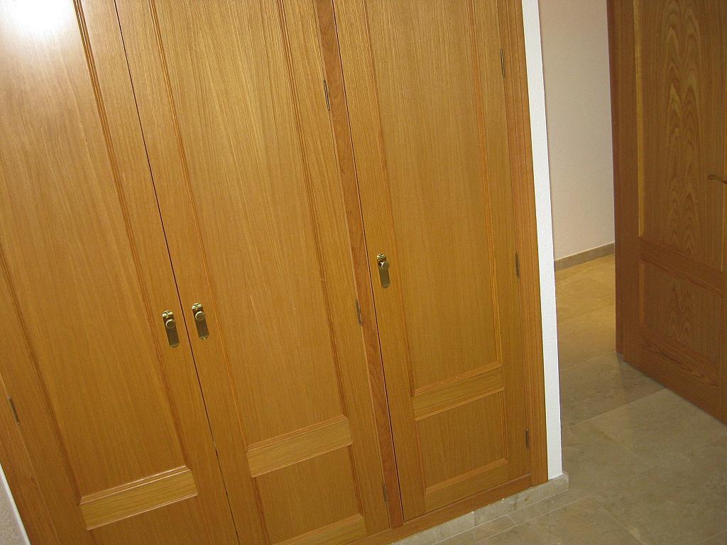 Dormitorio - Piso en alquiler en calle Huerto de Las Bombas, Santa Maria de Gracia en Murcia - 327572531
