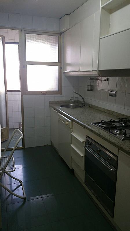 Cocina - Piso en alquiler en calle Nueva, San Lorenzo en Murcia - 327574698